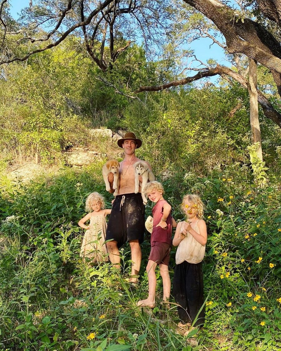 James Van Der Beek Family Arrives Texas After Drastic Life Changes