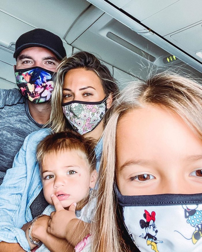 Jana Kramer Defends Going on a Family Vacation During COVID-19 Pandemic