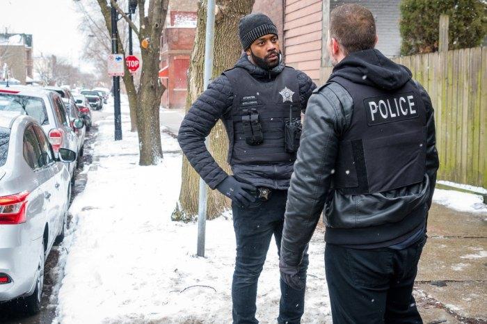 Jason Beghe Cómo el Departamento de Policía de Chicago abordará el movimiento BLM LaRoyce Hawkins