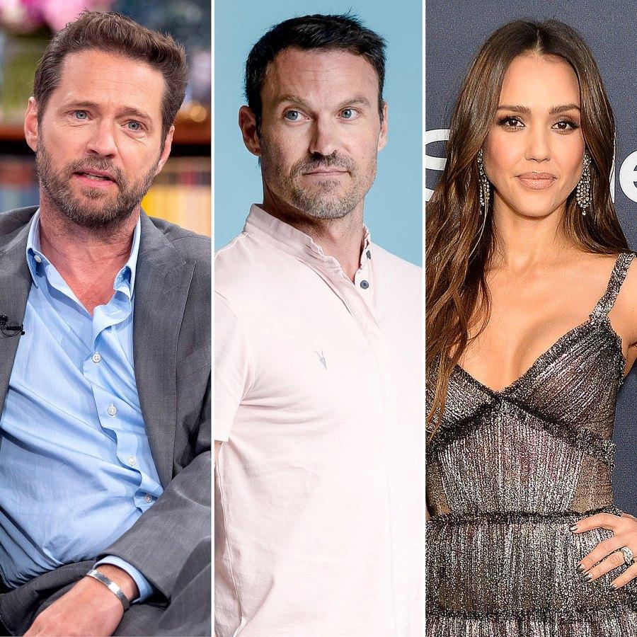 90210 Stars Deny Jessica Alba Eye Contact Claim