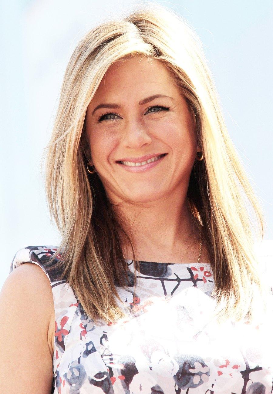 Jennifer Aniston charitable