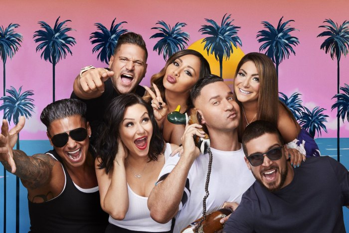 Jersey Shore Cast Filming Family Vacation Las Vegas Amid Pandemic