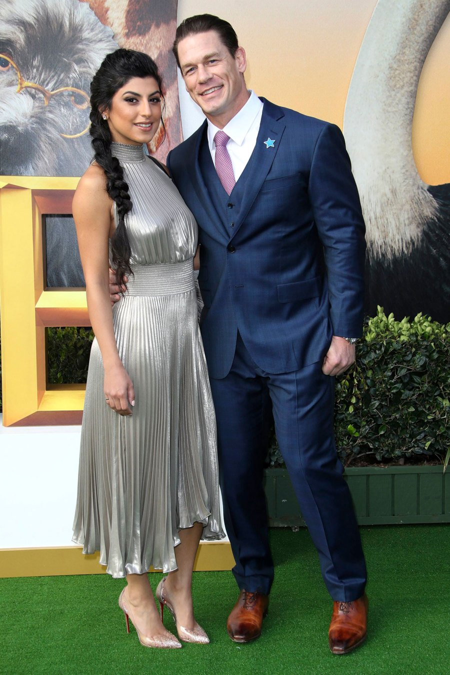 John Cena and Shay Shariatzadeh Relationship Timeline