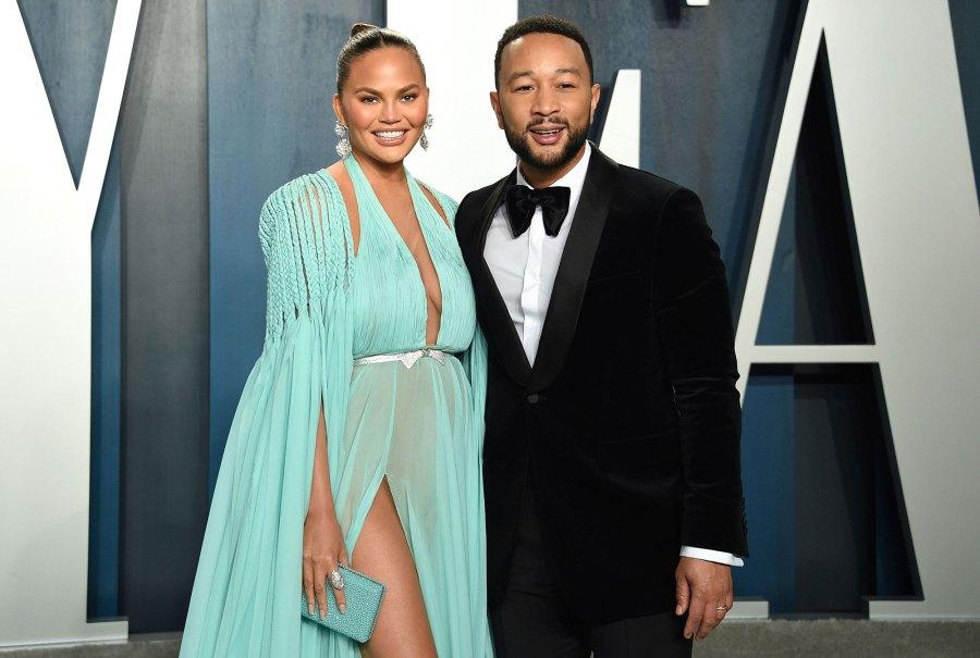 John Legend Pays Tribute to Wife Chrissy Teigen in Billboard Music Awards 2020 Performance