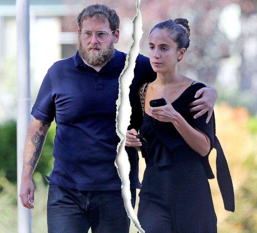 Jonah Hill Calls Off Engagement Fiancee Gianna Santos