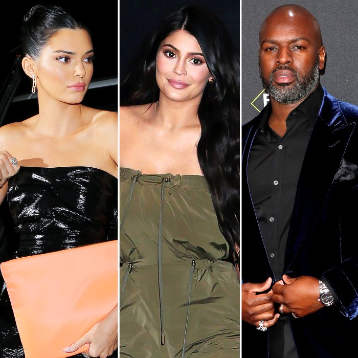 Kendall Jenner Blows Up Kylie Jenner Corey Gamble During Palm Springs Trip