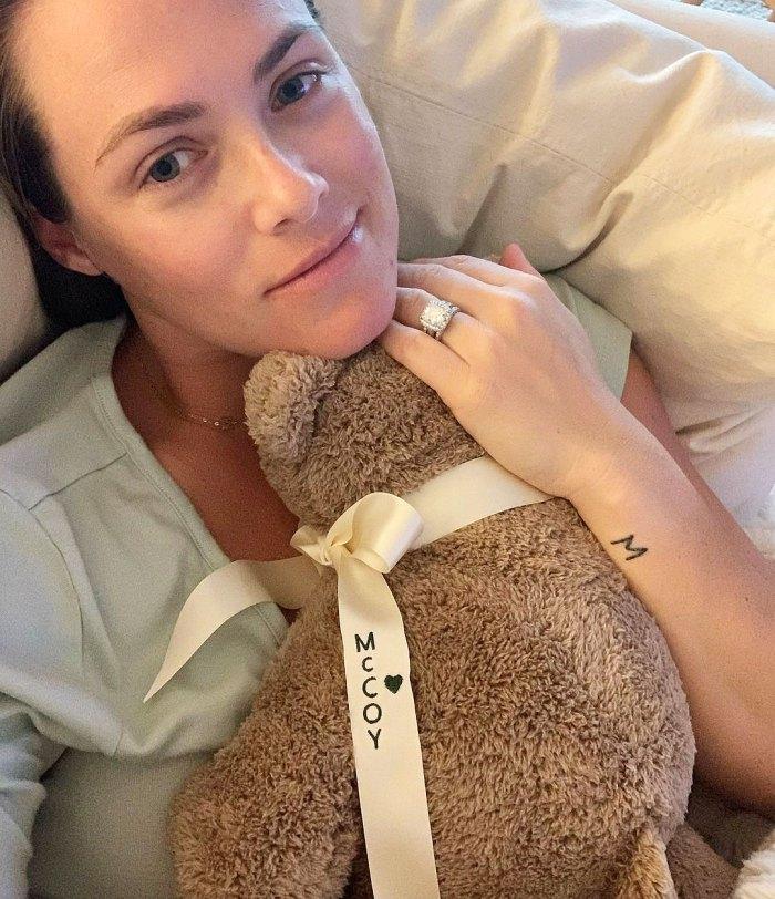 Kara Keough escribe un ensayo emocional para otras mamás 6 meses después de la muerte de su hijo McCoy