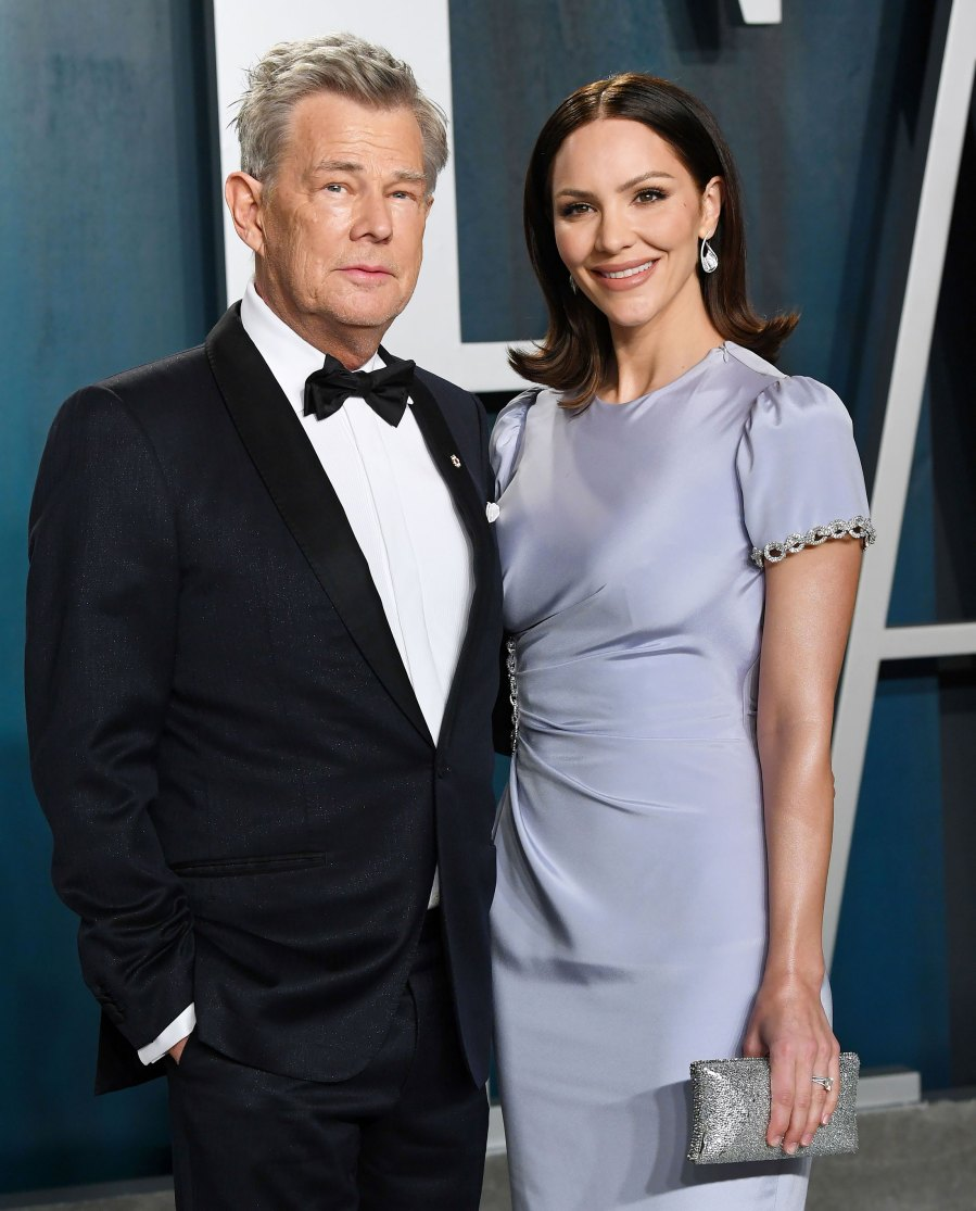 Katharine McPhee and David Foster Expecting