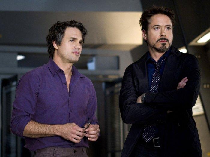 Mark Ruffalo Robert Downey Jr Katherine Schwarzenegger defiende a Chris Pratt después de ser llamado el peor Chris