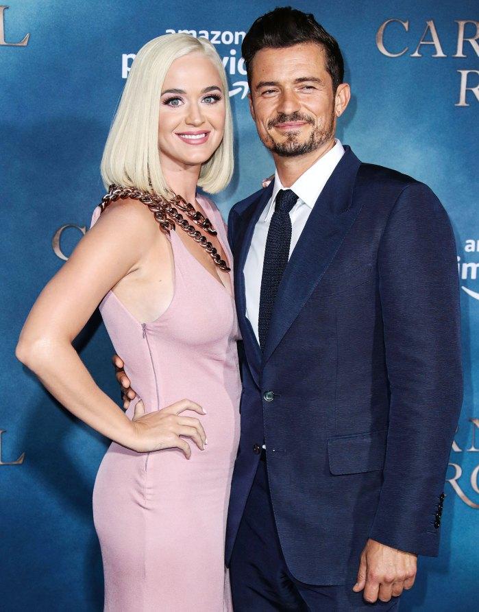 Katy Perry y Orlando Bloom asisten al estreno de Carnival Row Katy Perry y Orlando Bloom compran 14,2 millones de mansión Montecito después de dar la bienvenida a su hija Daisy