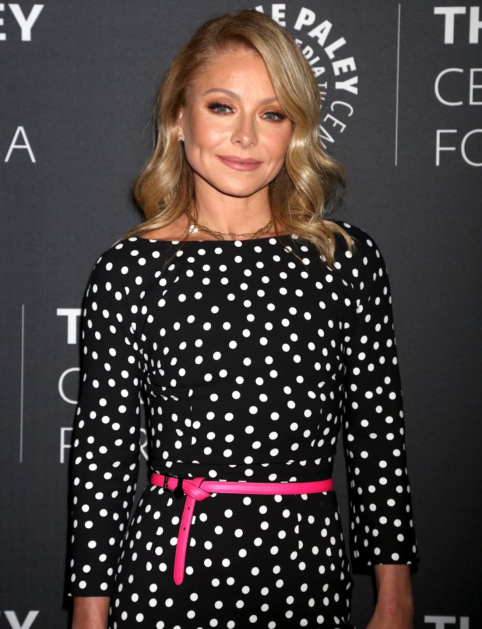 Kelly Ripa Has 'Never Been Happier' After Hitting 50th Birthday Milestone