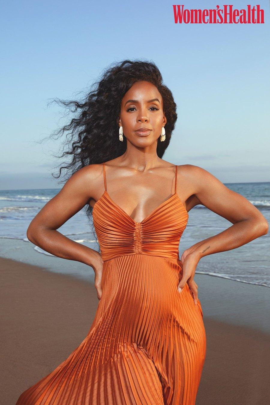 Kelly Rowland Pregnant Womens Health