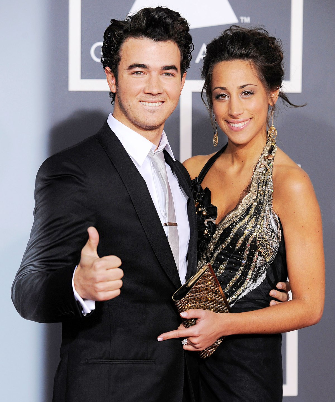 Joe Jonas Il avait flashé sur Danielle Deleasa en premier - Purebreak