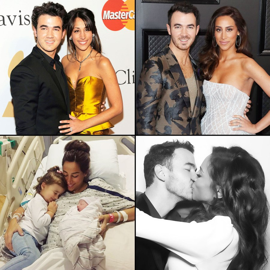 Kevin Jonas and Danielle Jonas Relationship Timeline