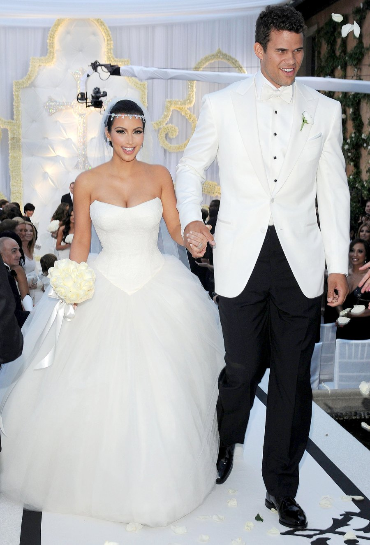 Kim Kardashian Kris Humphries charitable
