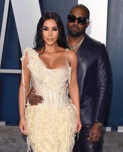 Kanye West Gets Kim Kardashian a Hologram of Late Dad Robert for Her Birthday