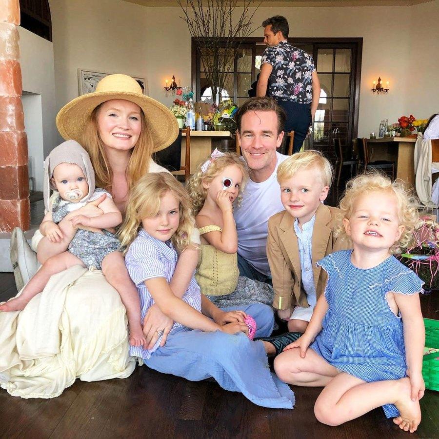 Kimberly Van Der Beek Gives Tour of Her and James Van Der Beek New Family Property in Texas