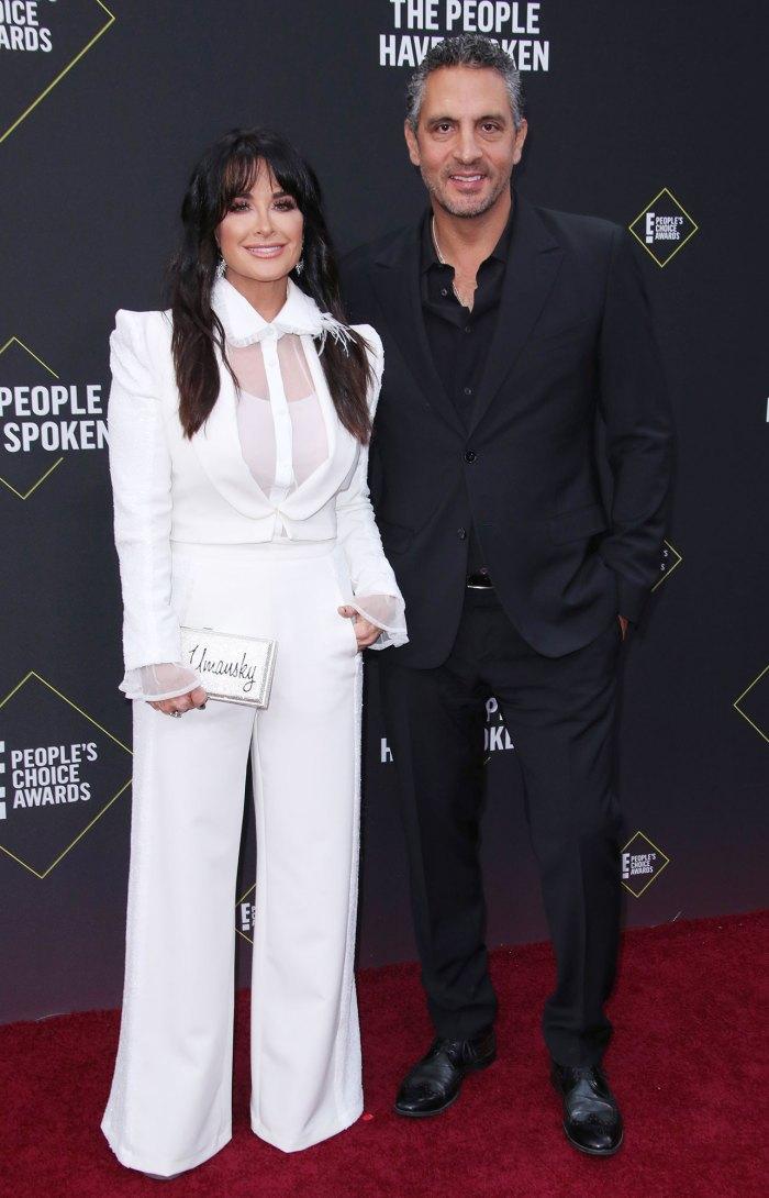 Kyle Richards Shares How She and Mauricio Umansky Feel About Split Rumors