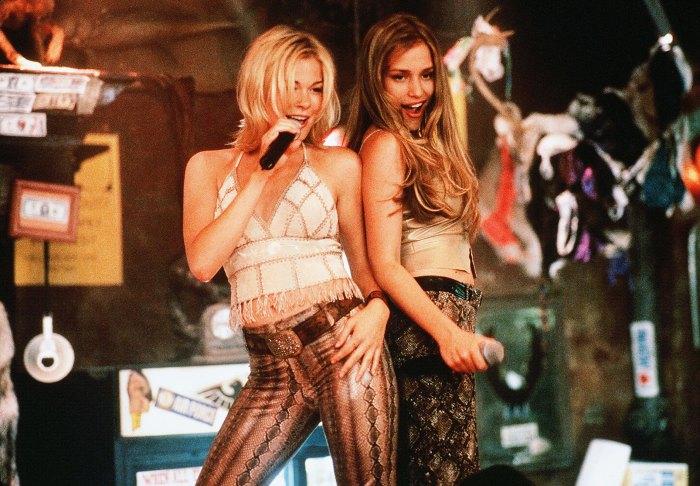 Estar de LeAnn Rimes en el set de Coyote Ugly fue mi introducción a la sexualidad