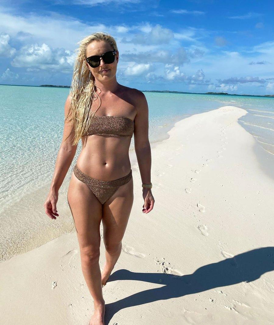 Lindsey Vonn Celebrates Her Birthday in a Sexy Bikini