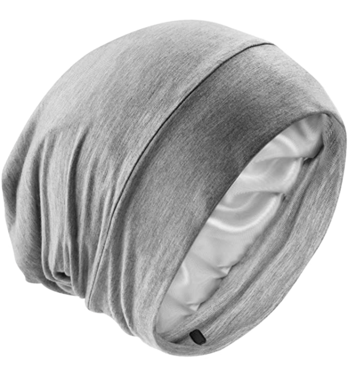 Gorro de dormir Lvaiz Satin Bonnet con forro de seda