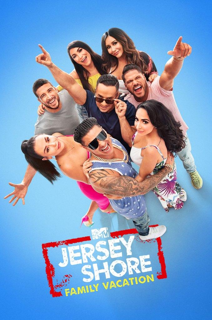 'Jersey Shore: Family Vacation' Tráiler de la temporada 4