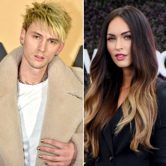 Machine Gun Kelly Says Falling Love With Megan Fox Made Him Better Person