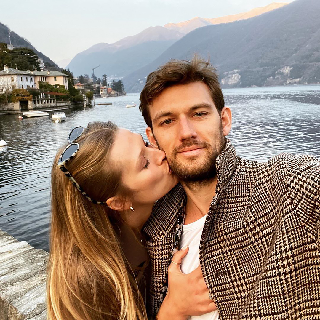 Magic Mike' Star Alex Pettyfer Marries Model Toni Garrn
