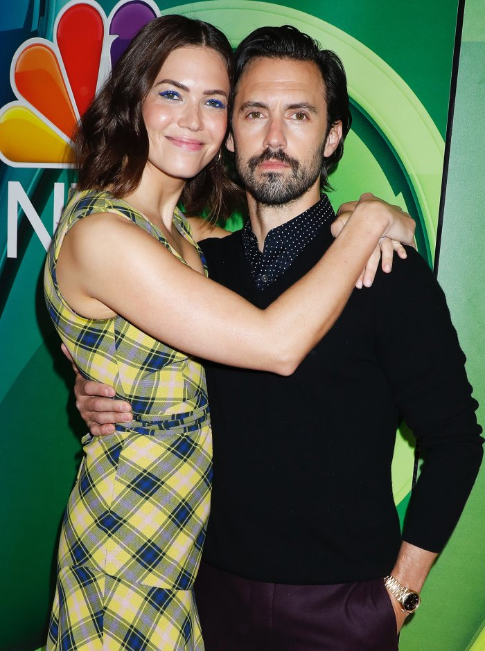 Milo Ventimiglia habla de filmar This Is Us con la embarazada Mandy Moore
