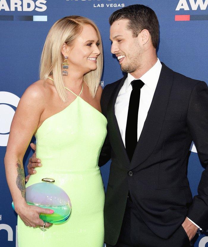 Miranda Lambert dice que su esposo Brendan McLoughlin es lindo después de unirse a Instagram