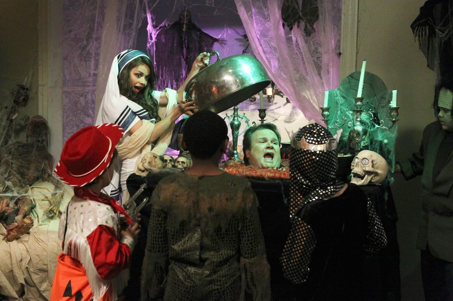 Modern Family Halloween Best Halloween TV Episodes of All Time