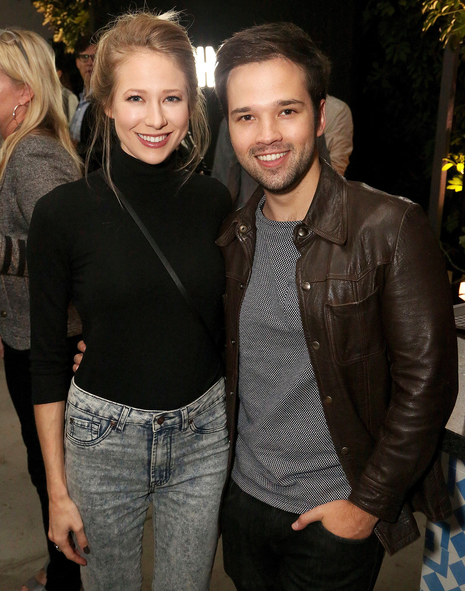 iCarlys Nathan Kress Wife Is Pregnant After Multiple