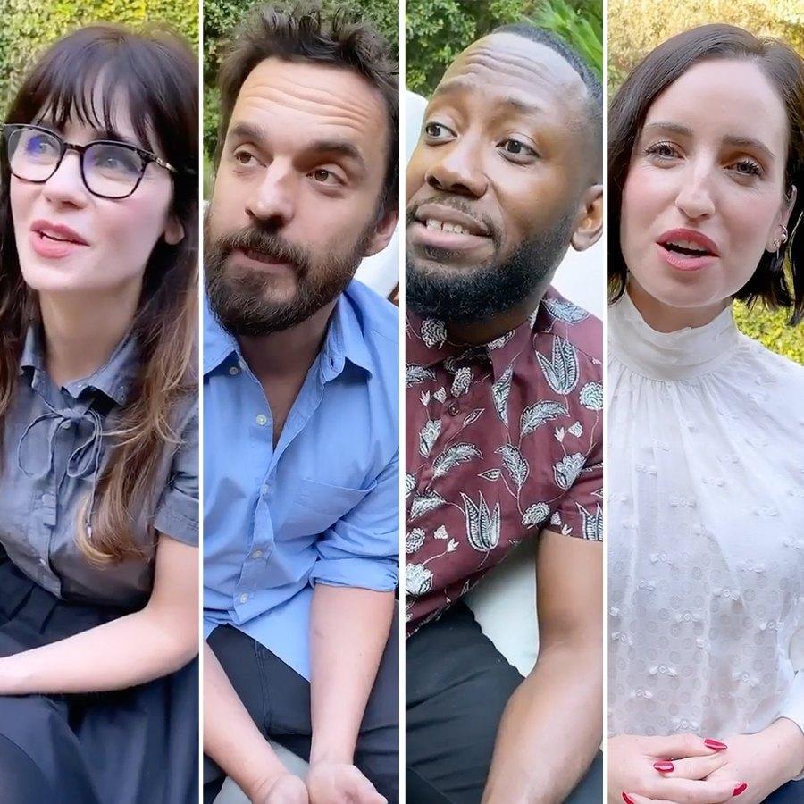 New Girl cast reunion 2020