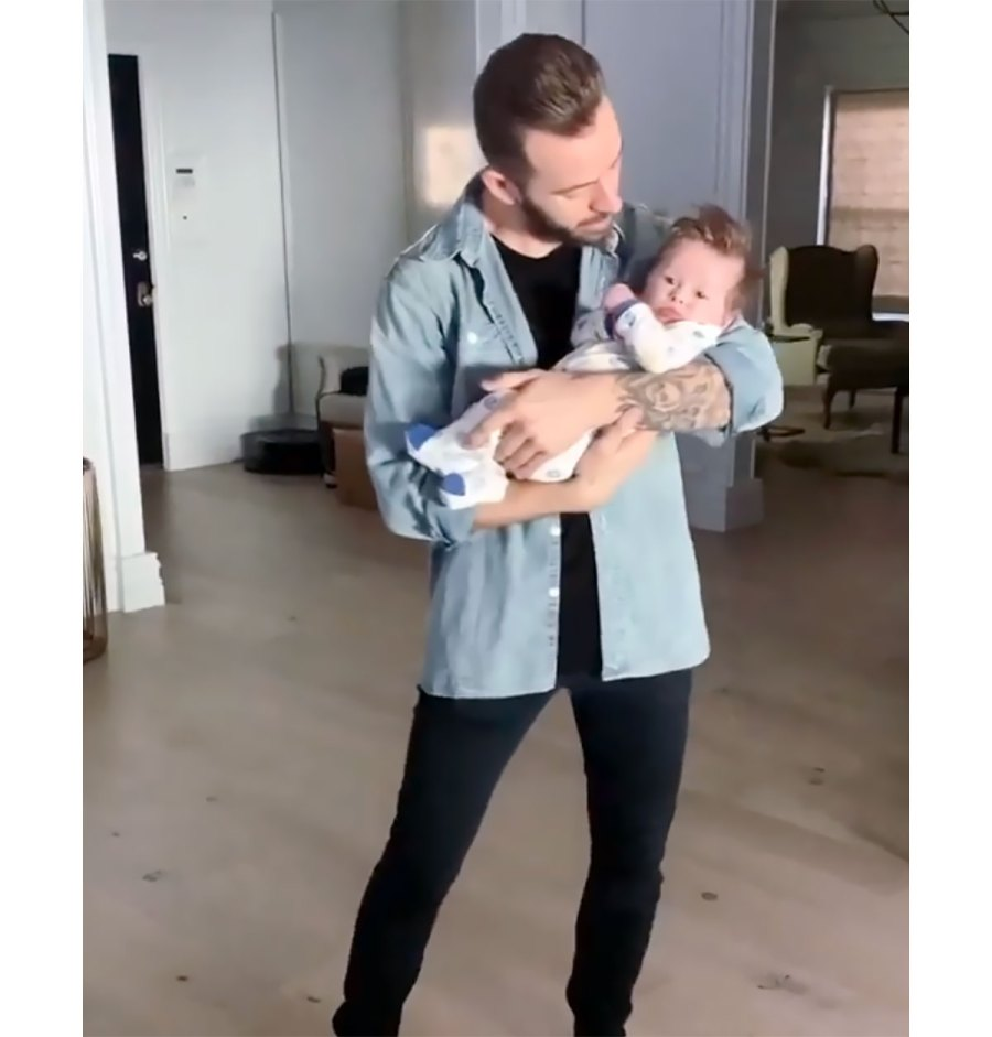 Dancing With Dad! See Nikki Bella and Artem Chigvintsev's Son Matteo's Pics