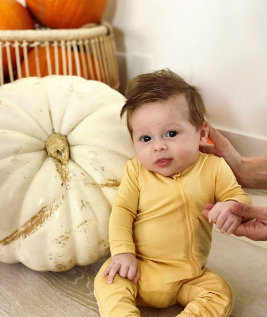 Nikki Bella's Pumpkin! See Her and Artem Chigvintsev's Son's Sweetest Pics