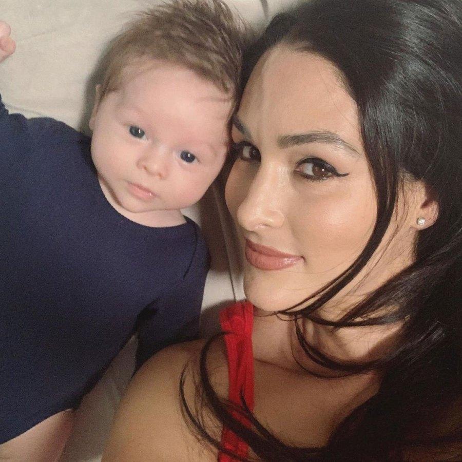 Nikki Bella Instagram Matteo Selfie King and Queen