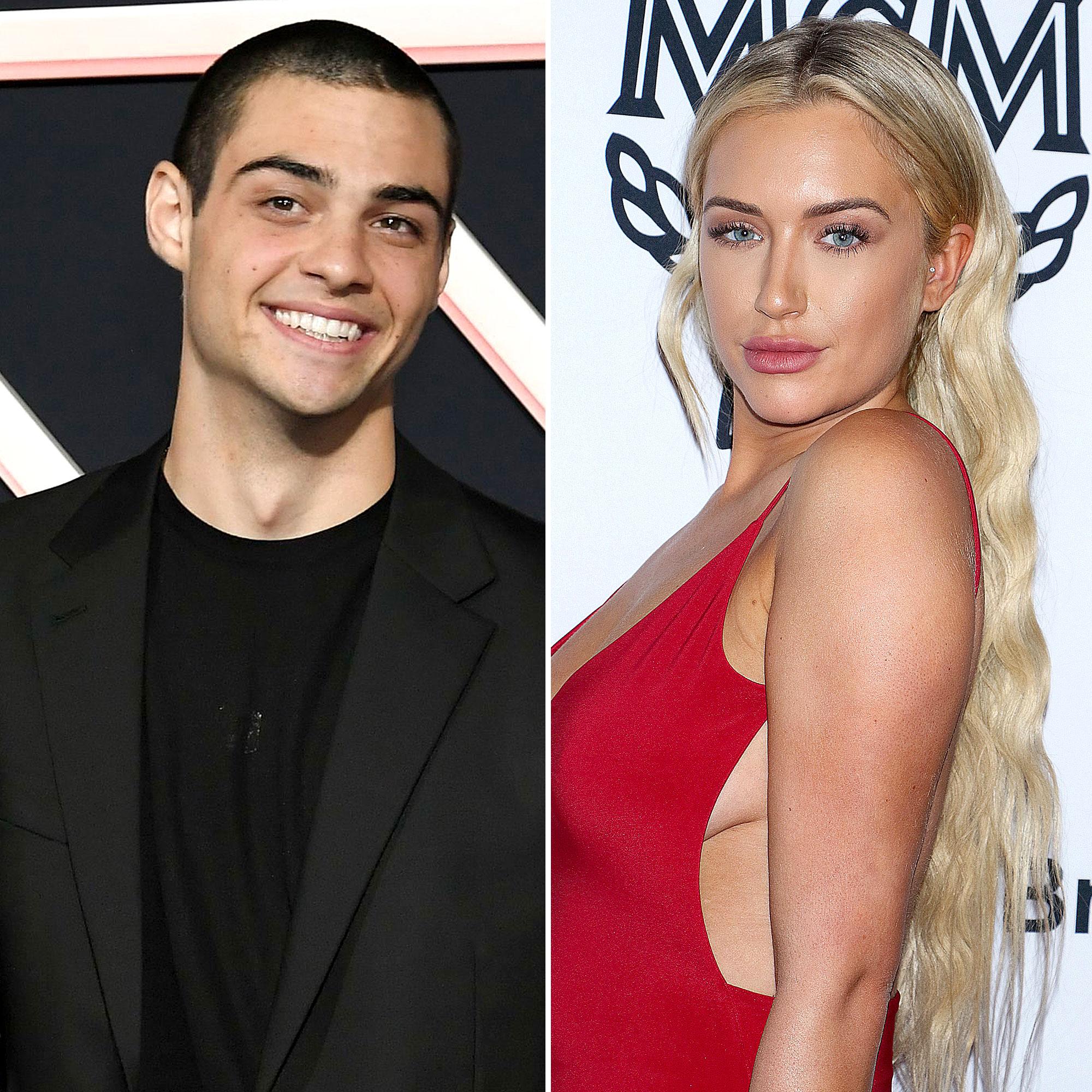 Noah Centineo Stassie Karanikolaou Confirm Relationship With Pda