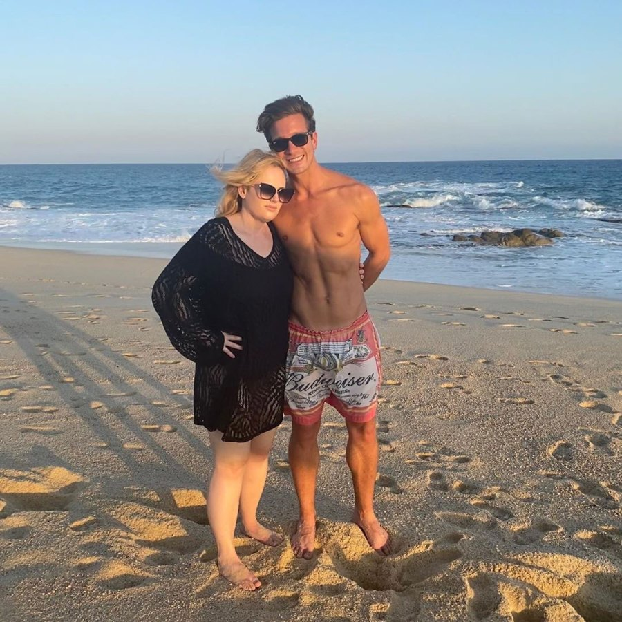 October 2020 Mexico Rebel Wilson and Jacob Busch Timeline of Their Relationship