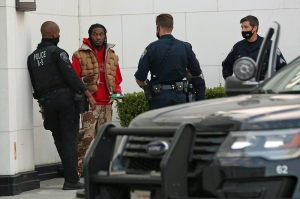 Offset Detained for Questioning By Police During Instagram Live