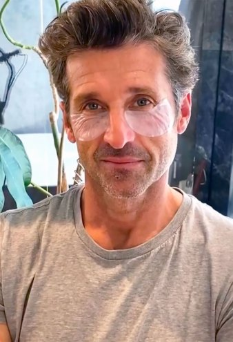 Patrick Dempsey Preps for 'Jimmy Kimmel Live' With This Skincare Treatment