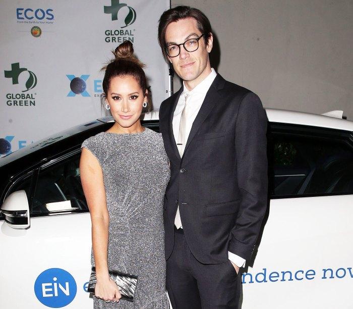 Ashley Tisdale, embarazada, revela el sexo del primer hijo con su esposo Christopher French
