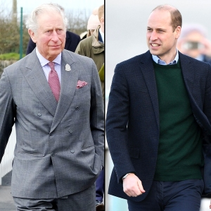 Prince Charles, William Didn't Think Harry, Meghan Were 'Serious' About Stepping Down