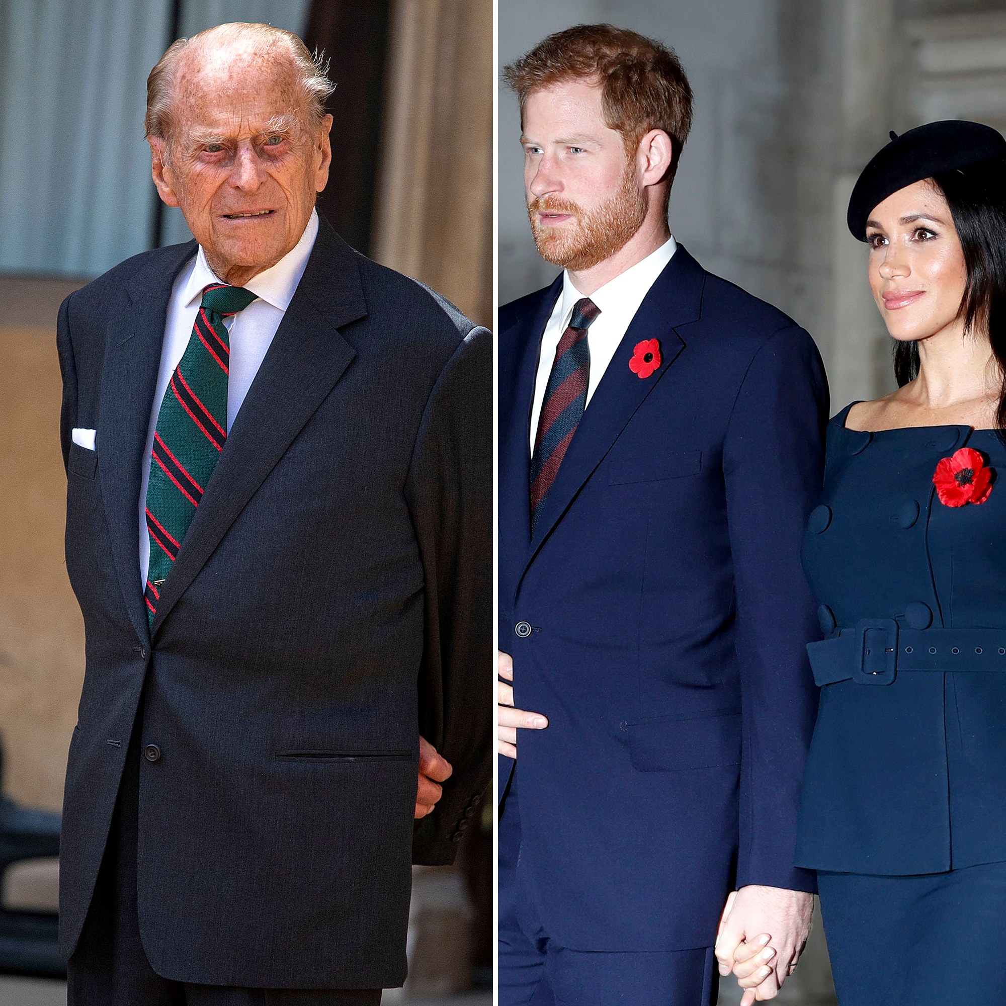 Prince Philip 'Can't Fathom' Why Harry, Meghan Markle Stepped Away