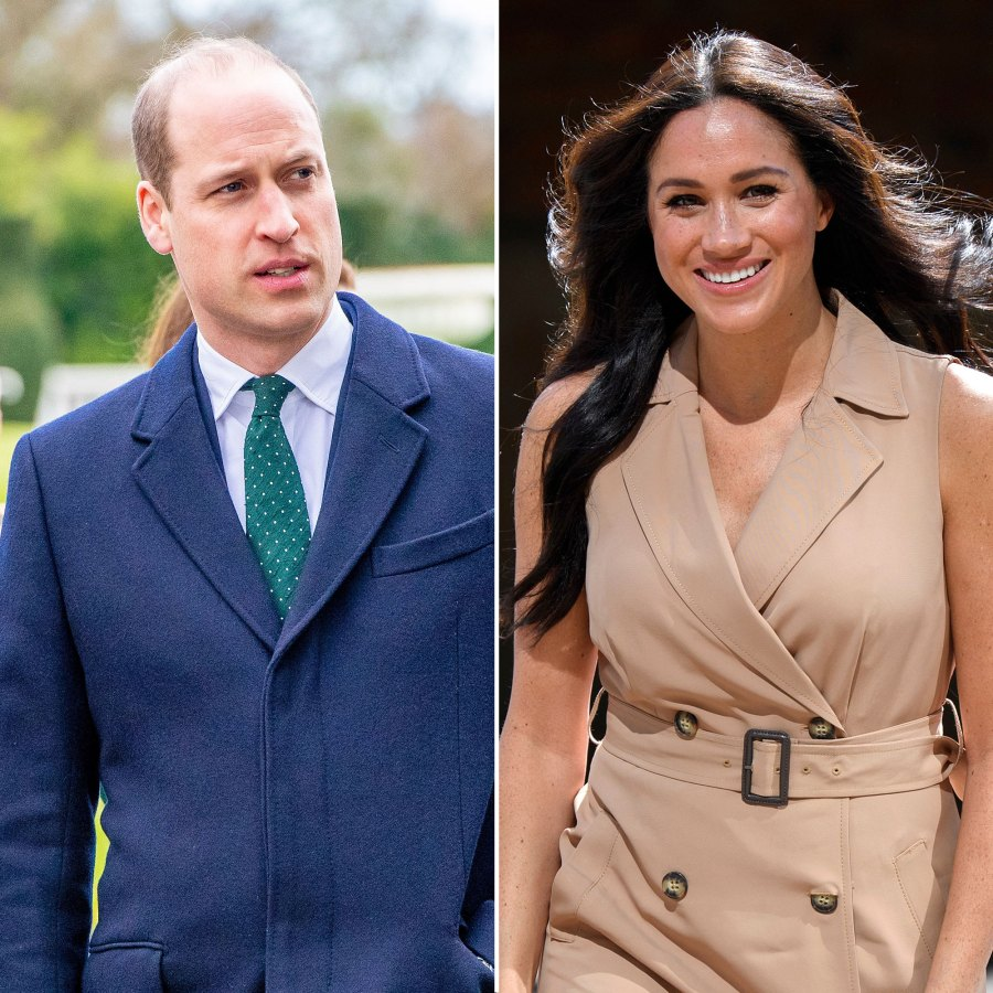 William Didn't Think 'Highly' of Palace Saying Meghan Was in Labor After Birth