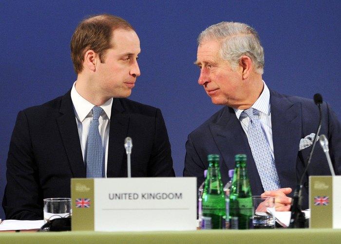El príncipe William sintió desdén por el príncipe Carlos al crecer