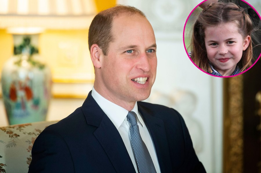 Prince William Princess Charlotte Is Trouble Has Learned Floss Dance