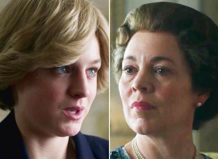 Princess Diana Faces the Queen in The Crown Season 4 Trailer