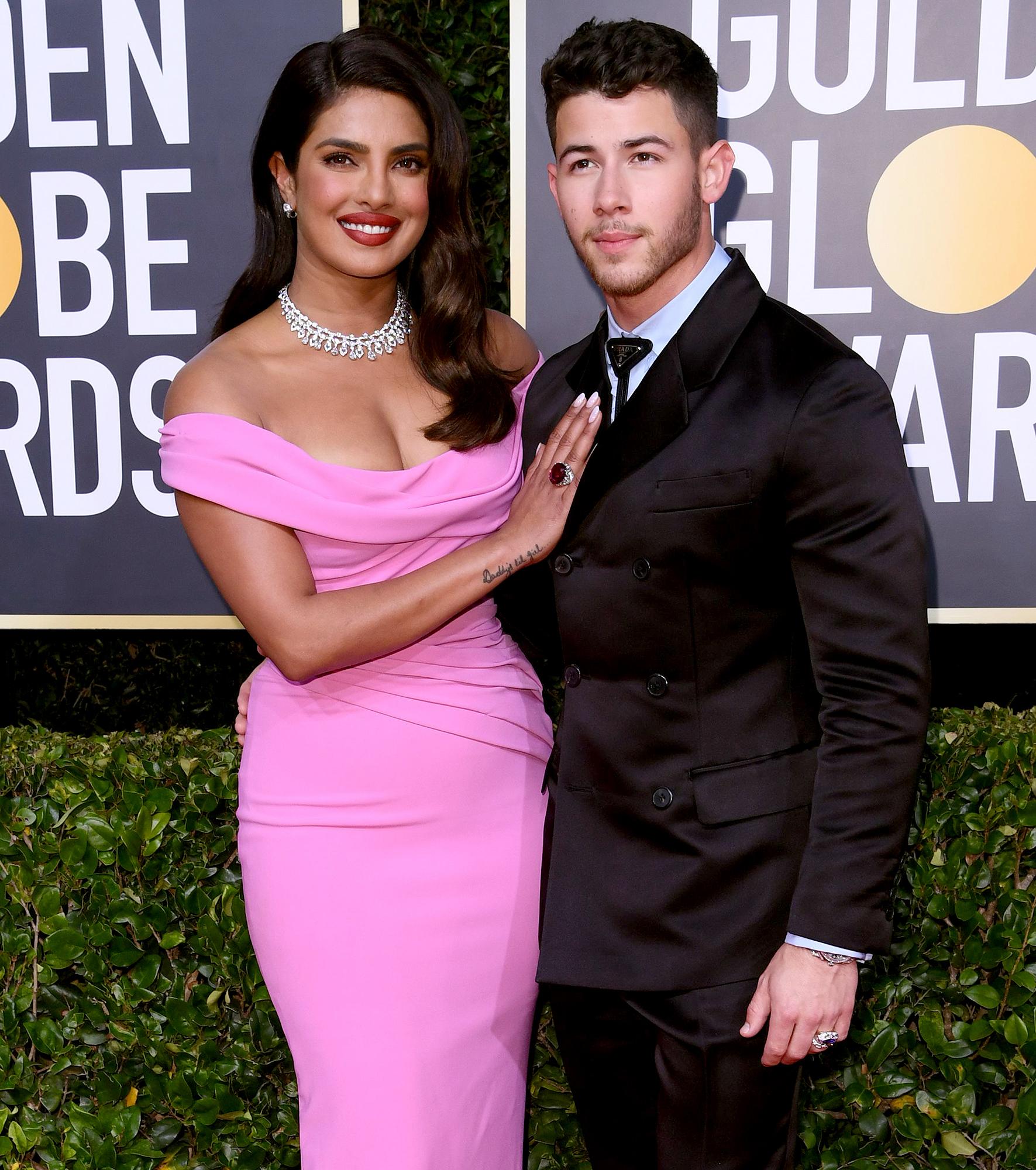 Priyanka Chopra Shares 'Silver Lining' to Quarantining With Nick Jonas