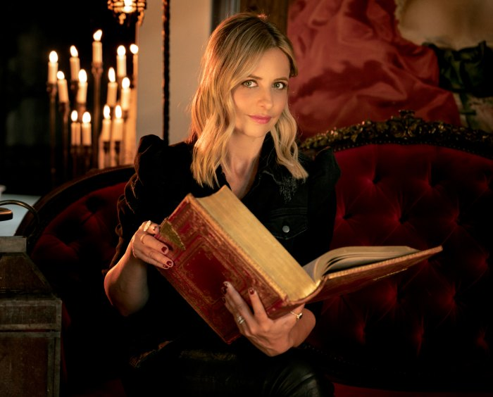 Sarah Michelle Gellar Will Allow Electronics Thanksgiving Due COVID
