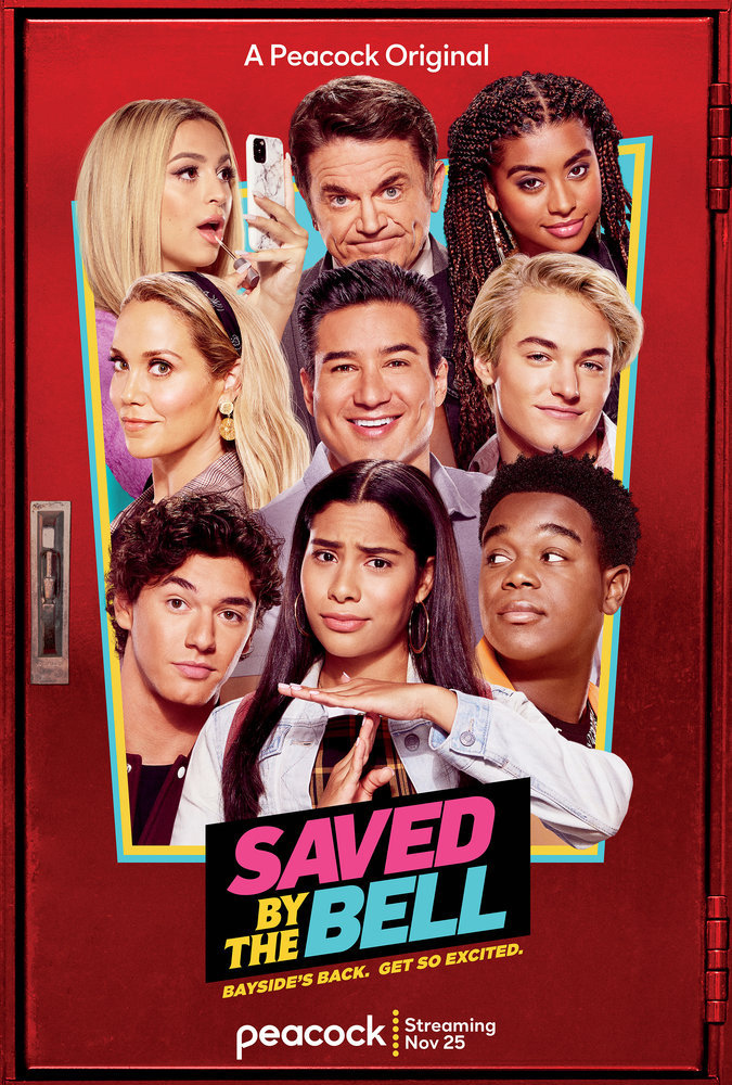 Nuevo póster de Saved By The Bell